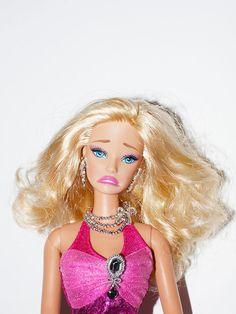 Barbie on a bad trip