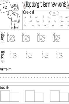 New Zealand Sight Words Activity Sheets for Magenta to Orange. This sight words activity sheets resource includes all Magenta, Red, Yellow, Blue, Gree First Grade Worksheets, Sight Word Worksheets, Free Kindergarten Worksheets, Sight Word Activities, Kindergarten Reading, Free Printable Kindergarten Worksheets, Grade 1 Reading, Writing Practice Worksheets, Kids Math Worksheets