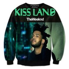 sweater the weeknd