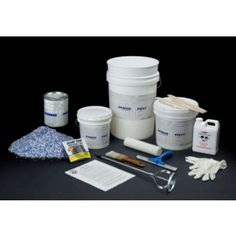 ARMORPOXY ArmorClad Epoxy  ArmorClad Kits are the finest quality and best garage & basement floor coating kits available for ANY price. We welcome you to compare the value of their kits which INCLUDE topcoat vs any competitor. Armorclad 100% solids kit covers up to 600 sq ft.