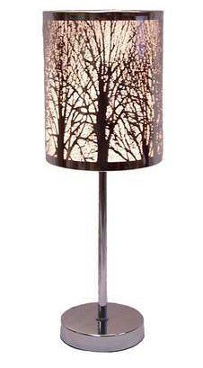 Cut-out style that allows light to sparkle throughApprox Tall Tree Lamp, Gift Store, Inspired Homes, Lighting, Inspiration, Lamps, Home Decor, Bedroom Table Lamps, Living Room