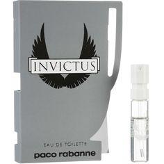 Paco Rabanne, Invictus edt (sample) Fragrance Samples, Paco Rabanne, Beauty, Eau De Toilette, Beauty Illustration