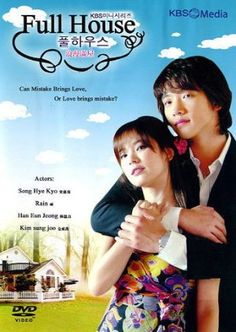 Full House Han Ji Eun is a naive writer who got swindled out of everything she owned including her house by her best friends. Stranded in China, She managed to borrow money to return to Korea. On her return, she found out that her house was bought by Lee Young Jae. In an attempt to get her possessions back, she entered in a contract marriage with Young Jae for one year. Later the business relationship between the two becomes personal as they start to rely and care for each other.