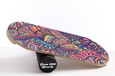 Soap Hill Boards Purple Balance Trainers Board Trainer Core Surf Snow Fitness Yoga * Details can be found by clicking on the image. (This is an affiliate link) Yoga Reading, Knee Ligaments, Balance Board, Core Muscles, Wakeboarding, Yoga Fitness, Sunglasses Case, Trainers, Surfing