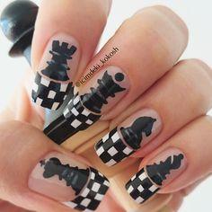 nailart > chess