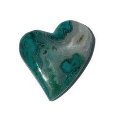 Gaddabout Rock Creations - Gem Silica Chrysocolla Cabochon 3929, $39.95 (http://stores.gaddaboutrockcreations.com/gem-silica-chrysocolla-cabochon-3929/)
