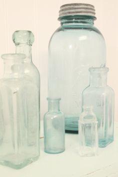 Love old jars
