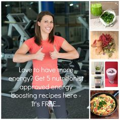 Get the recipes here for FREE: www.claireturnbull.co.nz/ten-steps Health and Fitness Recipes