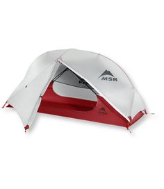 MSR Hubba NX 1-Person Tent: Backpacking Tents | Free Shipping at L.L.Bean