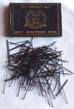 """""""Mourning Pins"""""""
