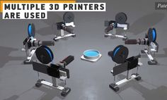 3d printing systems - With the many advancements in additive manufacturing, it's no longer unheard of large-scale 3D printing systems that can create everything fr...