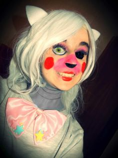 five nights at freddy's cosplay mangle - Google Search