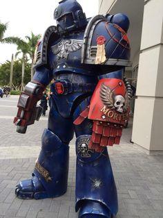 Space Marine | Warhammer 40K