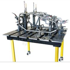 Strong Hand Tools Buildpro fixturing welding table