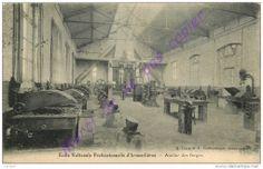 """Ecole professionnelle """"Atelier des forges"""""""