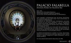 Palacio Falabella  Av. Pedro de Valdivia 963, Santiago de Chile.