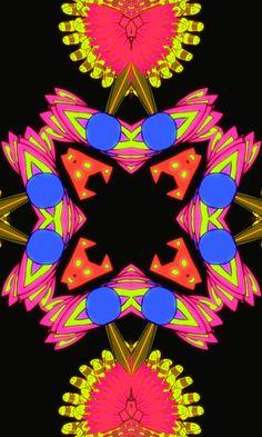Coub / Ello Optical Illusion Gif, Illusion Art, Optical Illusions, Drawing Art, Line Drawing, Art Drawings, Trippy Gif, Fractal Images, Kaleidoscopes