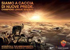 Publicis Italia per AS Roma