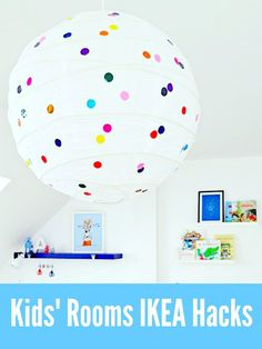 IKEA HACKS FOR KIDS ROOMS, kids bedrooms on a budget, budget ideas for kids bedrooms, ikeas hacks