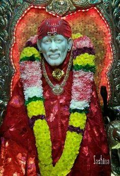 Jai Ram, Sai Baba Wallpapers, Sai Baba Photos, Om Sai Ram, Durga, Faith, Universe, Positivity, India