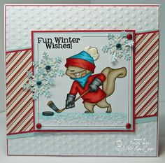 Marilyn's Cards and More: Kraftin' Kimmie Stamps Wonderful Wednesday Challenge!