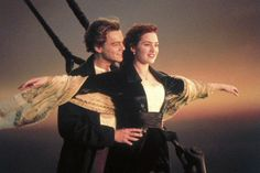 Titanic - a movie that still amazes me visually..and I could go on and on..LOL