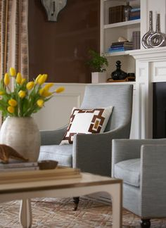 Grey Furniture Design Ideas, Pictures, Remodel, and Decor - page 10