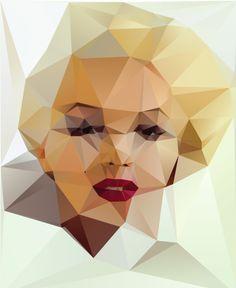Marilyn by David Delahunty