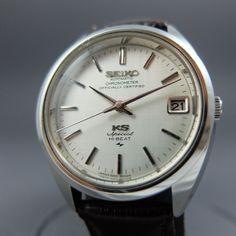 King Seiko Chronometer  5245-6000