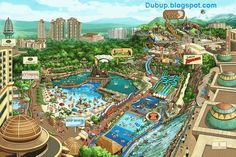 Dub Up  : Top 10 Best Water Parks in the World