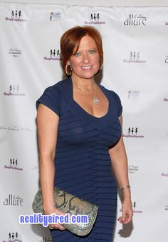 Image detail for -Caroline Manzo attends the Posche fashion show in New Jersey - Sep. Caroline Manzo, Real Housewives, Love Her, Fashion Show, V Neck, Stars, Detail, Image, Women