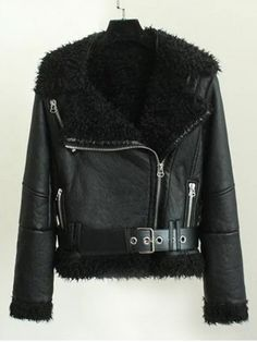 GET $50 NOW | Join RoseGal: Get YOUR $50 NOW!http://www.rosegal.com/jackets/oblique-zipper-thick-biker-jacket-858418.html?seid=2275071rg858418