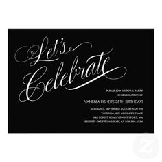 20 best black and white party invitations images on pinterest black and white party invitations filmwisefo