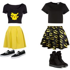 Anime Convention Outfits!