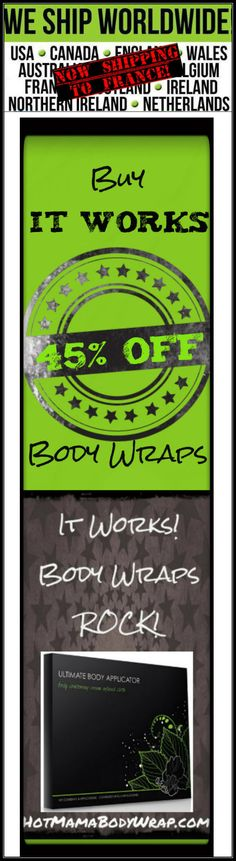 Did you know that the It Works Loyal Customer Program is TO DIE FOR? Easy access to some of the HOTTEST products on the market! www.tonewithtina.myitworks.com