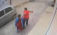 On March 25, as saw by CRB Tech, a 24-year-old lady was snatched from her workplace in Punjab's Muktsar by a man who is seen on CCTV footage dragging her in expansive daylight over a street lined with shops, as she fought endeavoring to break free and hollered for help.