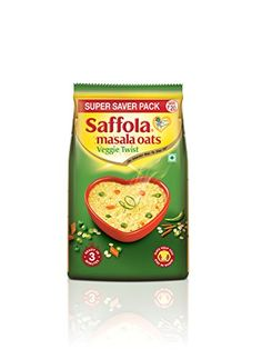 Saffola Maslal Oats  Veggie Twist  400g Export Pack >>> You can get additional details at the image link. Note: It's an affiliate link to Amazon.