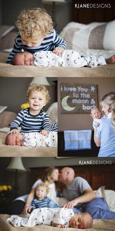 Newborn Baby Boy Lifestyle Family Photography Session #kjanedesigns - www.kjanedesigns.com