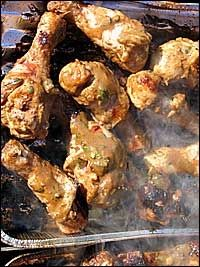 Bylinkovo balzamiková marináda Russian Recipes, Ale, Polish, Chicken, Meat, Food, Vitreous Enamel, Eten, Ales