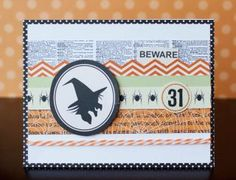 TERESA COLLINS DESIGN TEAM: Haunted Hallows Cards by Jamie Harder