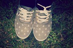 vans shoes anchors