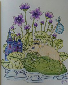 The Rat King that run away...#emelielidehällöberg #sagorochsägner #målarböckerförvuxna #colouringforadults #colouring #coloring #colouring_masterpieces #coloring_secrets #bayan_boyan #art #arte_e_colorir #artecomoterapia #arttherapy #beautifulcoloring #magicalcoloring #prismacolor #prismapremier #fangcolourfulworld