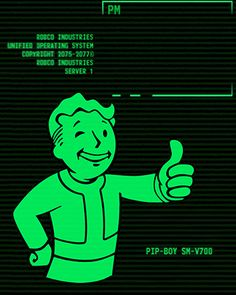 Apple Watch Face - Fallout. kyle