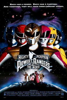 Mighty Morphin' Power Rangers: The Movie (1995).