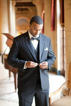 Very Handsome ;) via http://StyleMePretty.com/2012/04/19/miami-wedding-at-coral-gables-country-club-by-kt-merry-photography/ Photography by ktmerry.com