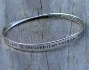 The Lord is my Shepherd, I shall not want.... Psalm 23