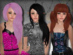 Tameless Mallory, Lilly, Luna Petites by Nita Bracken, via Flickr