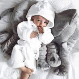 You and your little one will absolutely love this amazing Baby Elephant Pillow. - You and your little one will absolutely love this amazing Baby Elephant Pillow. The Babys, Cute Kids, Cute Babies, Baby Kids, Cute Baby Boy, Lil Boy, Child Baby, 2nd Baby, Twin Babies