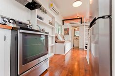 """House in Nashville, United States. If you're looking to experience the """"tiny life"""" you've come to the right place! Nashville's first fully-equipped guest house has a full kitchen, a full bathroom, running water, heat, air conditioning and wireless! Please review all details and pic..."""