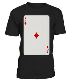 """# Ace Diamonds T-Shirt Play Poker Lucky Player Winner Costume .  Special Offer, not available in shops      Comes in a variety of styles and colours      Buy yours now before it is too late!      Secured payment via Visa / Mastercard / Amex / PayPal      How to place an order            Choose the model from the drop-down menu      Click on """"Buy it now""""      Choose the size and the quantity      Add your delivery address and bank details      And that's it!      Tags: Great Gift Costume…"""